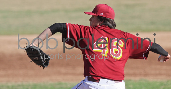 GCC Baseball vs East Los Angeles College 2-10-12