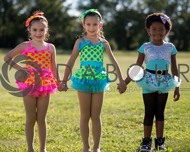 Summer Camp Dance Portraits