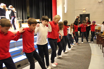 Lower School Winter Assembly