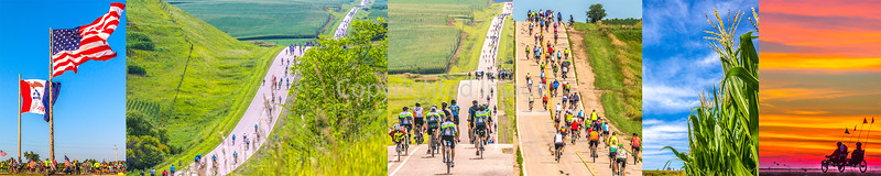 RAGBRAI -- A Handful from Multiple Years