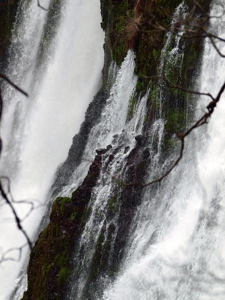 Center of Burney Falls