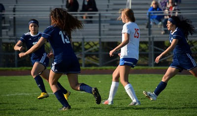 HS Sports - Garden City at Crestwood Girls Soccer