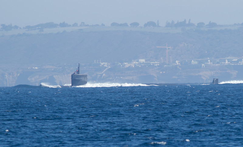 nuclear Submarine  San Diego Waters 2013 10 14-1.CR2