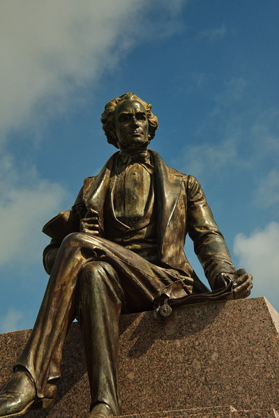 "Stephen F. Austin ""Father of Texas"""