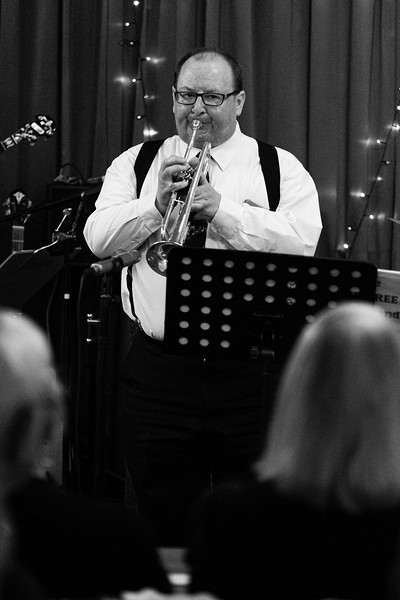 Rochdale Jazz Club - The Pedigree JazzBand 2019
