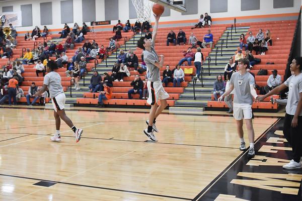 Hayes Basketball 01-21-20