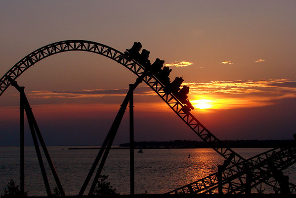 2007 08-22 Cedar Point End of Summer Trip