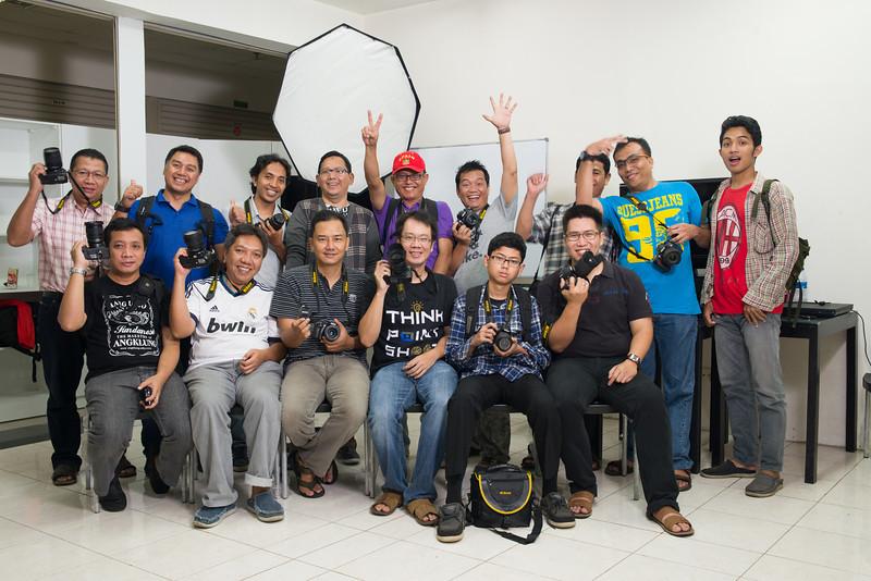 Angkatan 19 - Minggu 13 Januari 2012 pukul 13.00-17.30 WIB. Tempat: WTC Mangga Dua, Lt. 3A, Blok B / No. 63-66 Jakarta Utara