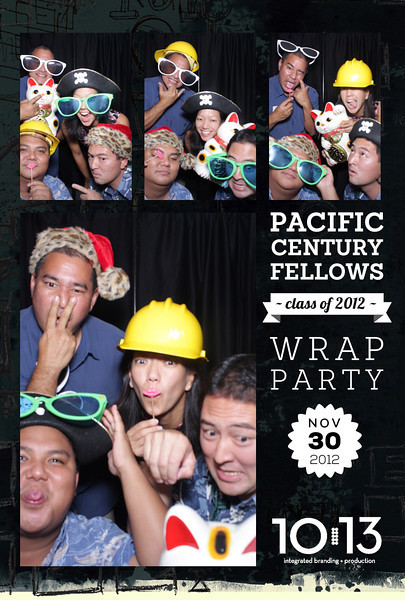 Pacific Century Fellows - Wrap Party (Photo Booth)