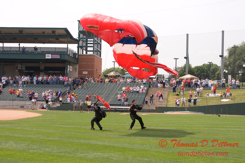 2007 82nd Airborne All American Freefall Team