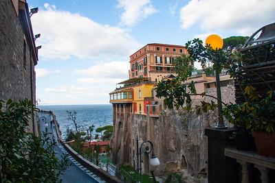 Naples/Sorrento Italy
