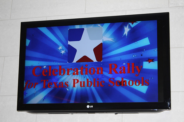Celebration Rally for Texas Public Schools