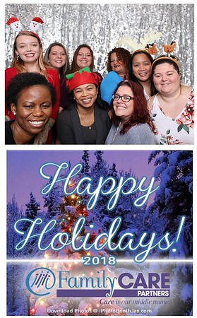 Family Care Partners Holiday Party 2018