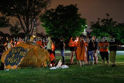 Candlelight Vigil for David Tremaine 6/16/14