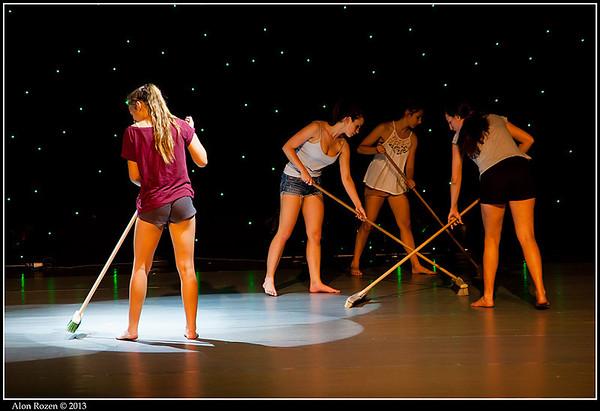 Brooms dance