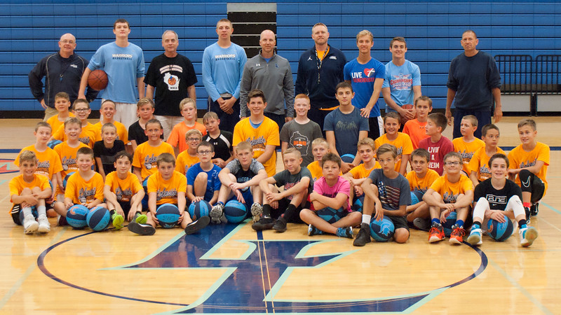 Warrior Summer Camps at LLHS
