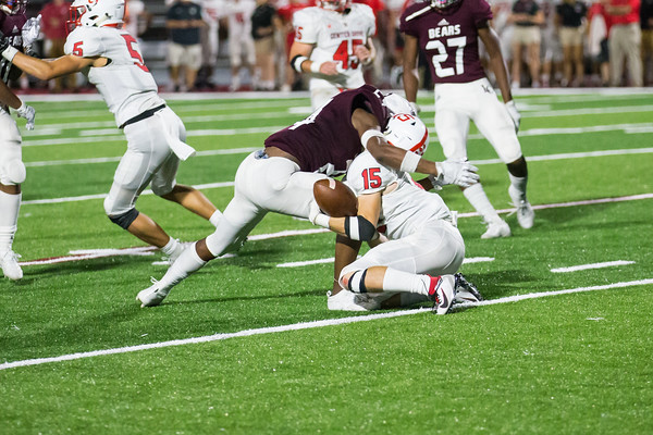 09-27-2019 Football vs Center Grove