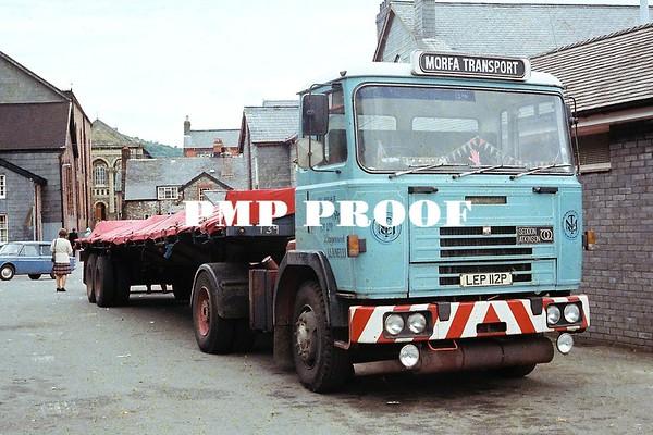 Seddon Trucks