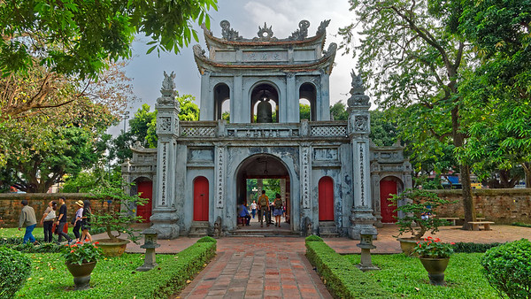 Hanoi Temples and Monuments