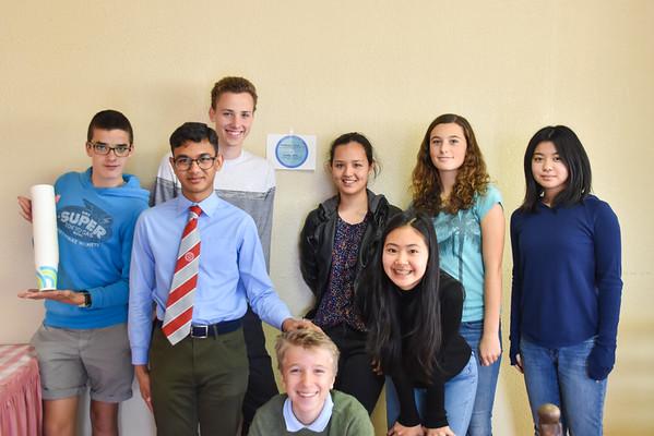 2016 Student Service Retreat at YCAC