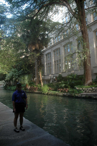Fast forward to Sunday morning. We've arrived in San Antonio, taken to the downtown hotel, just blocks away from the famous Alamo. The River Walk is very beautiful and serene. On Central time, we had a little more time in the morning before the rally was to resume.
