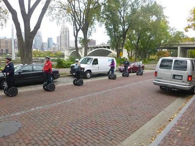 Minneapolis: October 9, 2015 (9:30am)