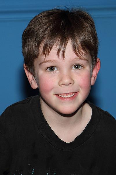 Duncan at 6