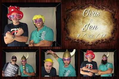 7-22 Chris & Jen