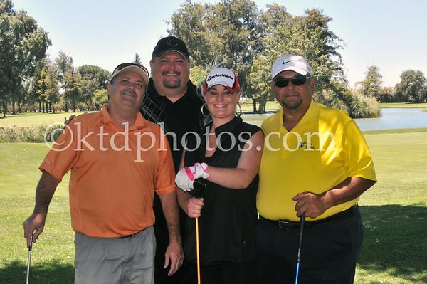Golf Groups at Tee