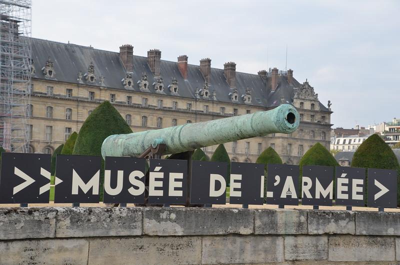 Musee de L'Armee, Paris - 2016