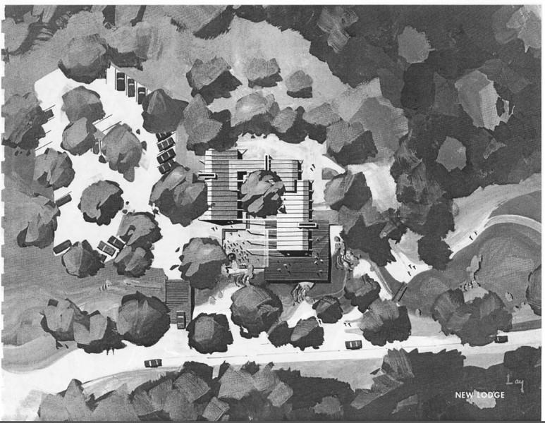 1971, New Lodge Plan
