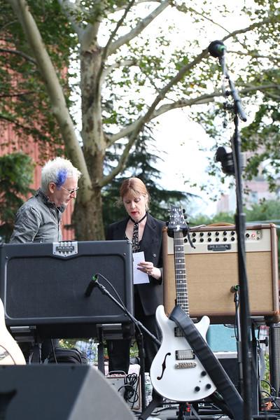 Gerry Leonard & Suzanne Vega