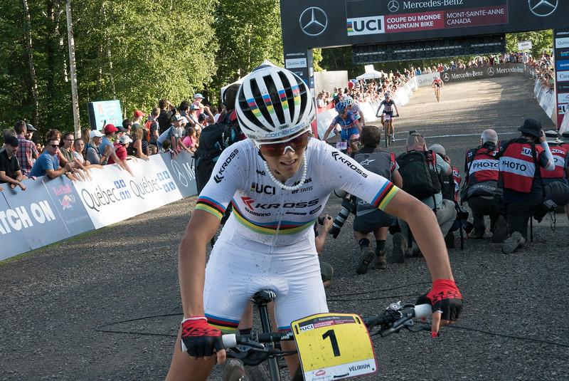 Cross-Country Short Track - Jolanda Neff (Sui) Kross Racing Team