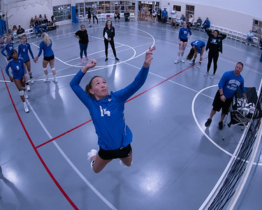 Gilmour Academy Volleyball
