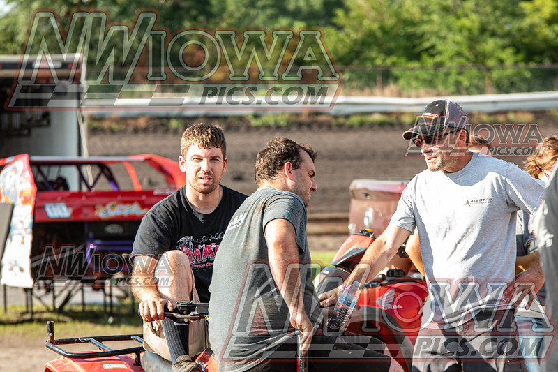 Shelby County  MBSMLR Fair Race 7-13-19