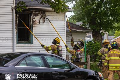 House Fire - 17 Kokomo St, Depew, NY - 6/18/21