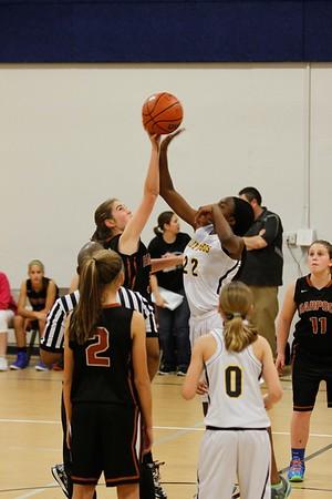 2015-2016 LMS 7th Grade Basketball