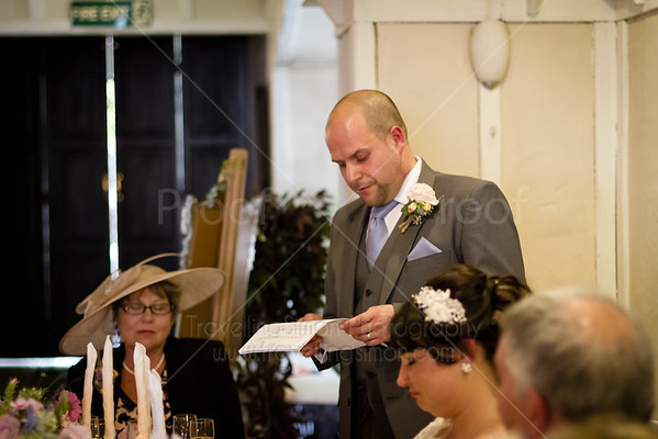 Nicole & Robert Wheatley - The Speeches & Wedding Breakfast