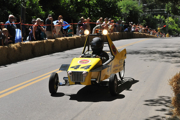 GV4W at Nevada City Soap Box Derby