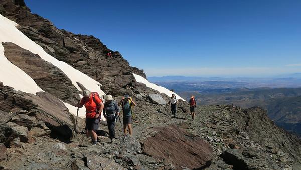 Cerro de los Machos and Lagunillas