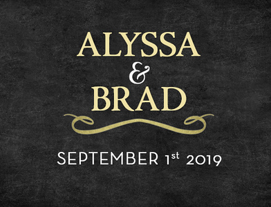 Alyssa & Brad 2019