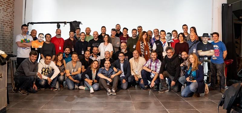 1er Encuentro MirrorlessPRO2018
