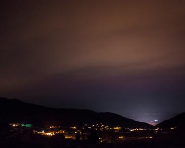 Night Sky Blemishes