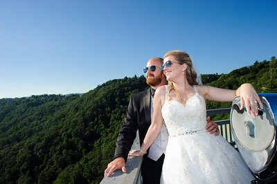 Ariel & Brett's Wedding