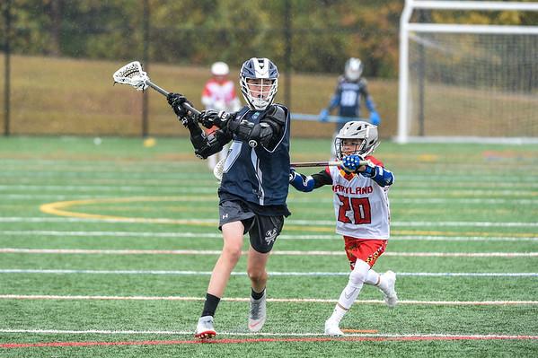 TeamMD24 v Hammers24 - MD Lacrosse Showcase - 10.20.19