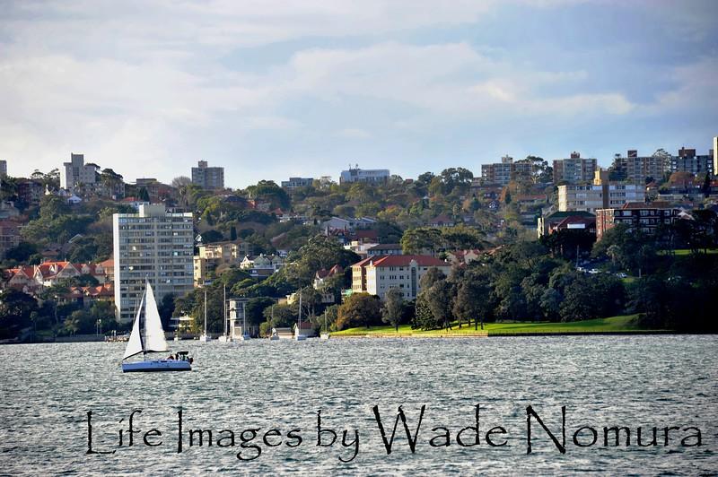 Sydney Bay Australia