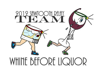 Whine before Liquor