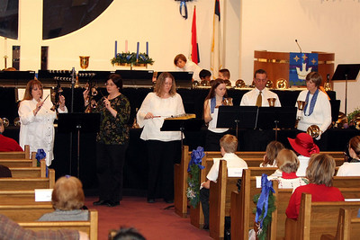 2009 PUMC Carols, Cookies & Coffee Concert