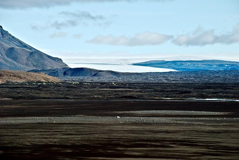 Vestari-Hagafellsjökull í Langjökli