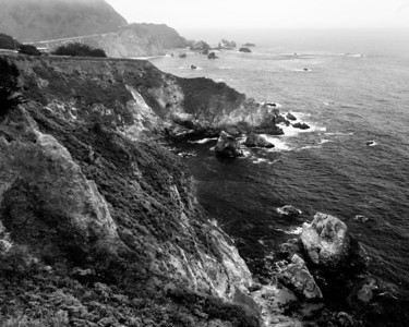 Monterey and Big Sur